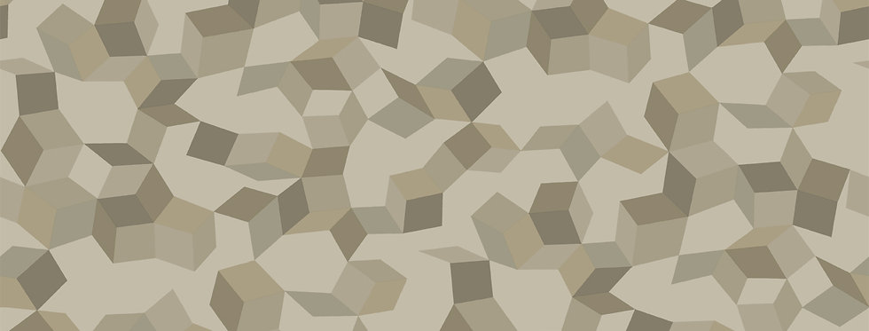 Cole & Son - Curio Ingot Stone & Gilver 107/5025