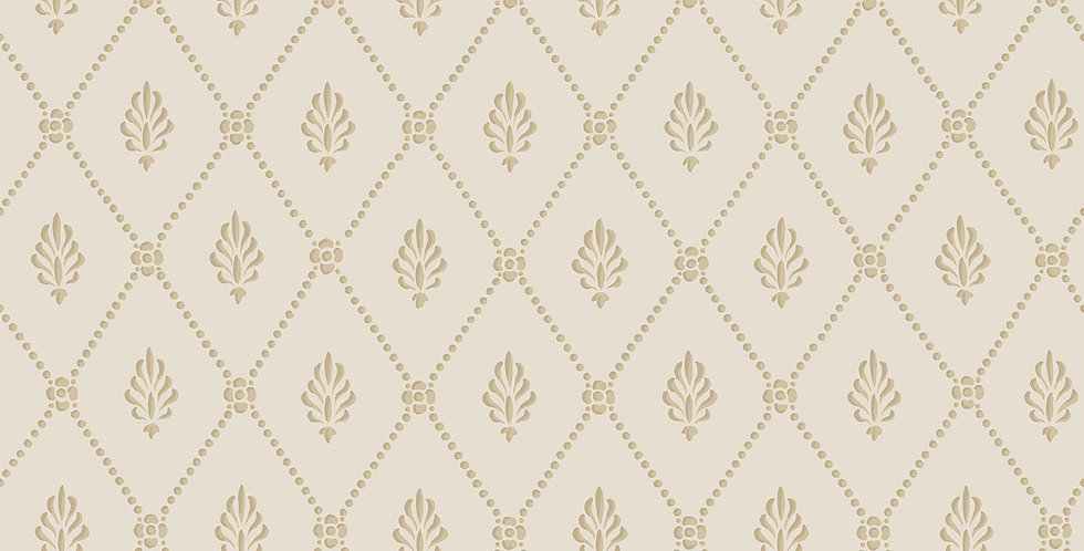 Cole & Son - Archive Anthology Alma Buff & Gold 100/11051