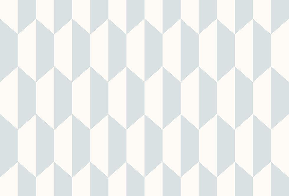Cole & Son - Icons Petite Tile Powder Blue 112/5018