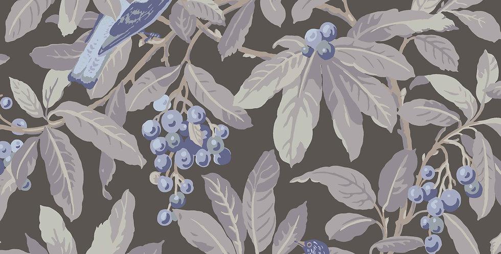 Cole & Son - HRP Royal Garden Midnight & Blue 98/1004