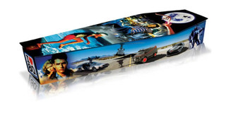 Bespoke Coffin Design £POA