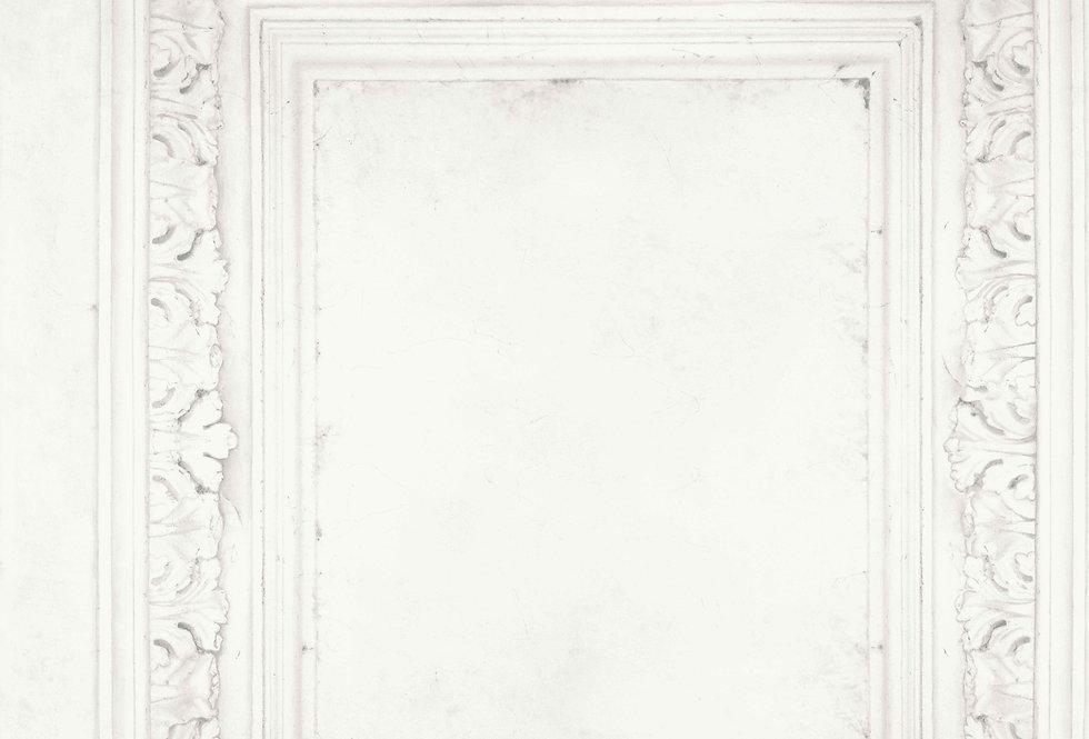 Cole & Son - HRP Clock Court White 98/3013