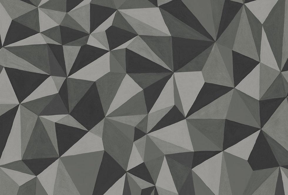 Cole & Son - Curio Quartz Graphite 107/8037