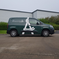Commercial Vehicle Wraps Barnsley