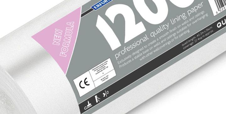 1200 Grade Professional Lining Quad L050