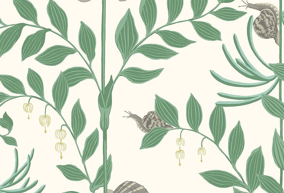 Cole & Son - Whimsical Secret Garden Dark Green 103/9030