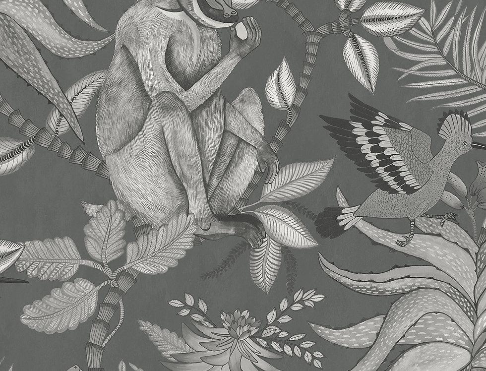 Cole & Son - Ardmore Savuti Charcoal 109/1002