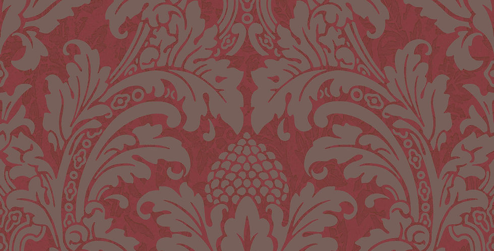 Cole & Son - Albemarle Blake Red 94/6034
