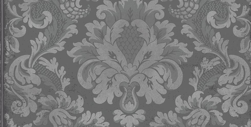 Cole & Son - Mariinsky Damask Stravinsky Silver 108/4018