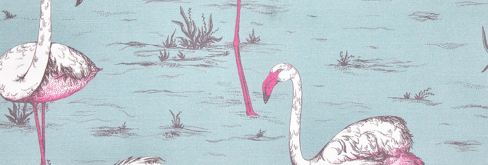 Cole & Son - The Contemp Coll Fabrics Flamingos F111/3010LU