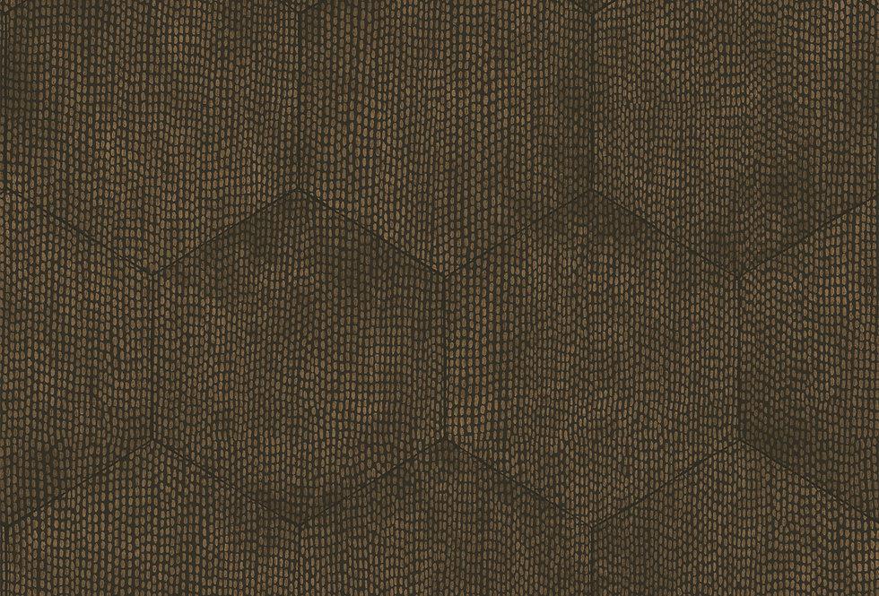 Cole & Son - Curio Mineral Black & Bronze 107/6027