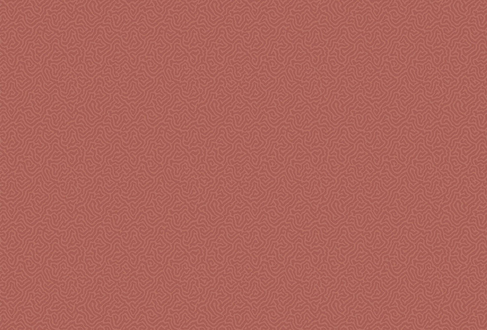Cole & Son - Landscape Plains Coral Red 106/5076