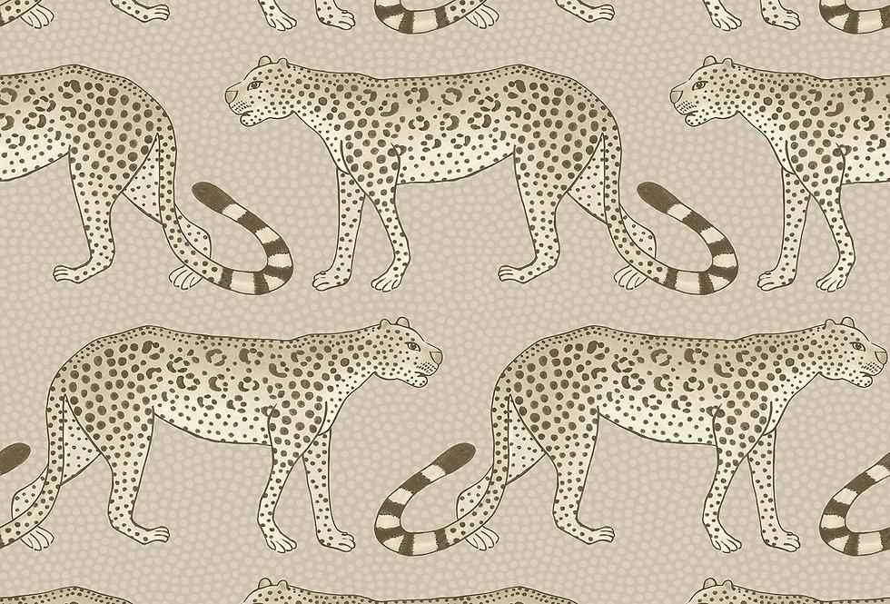 Cole & Son - Ardmore Leopard Walk Stone 109/2012