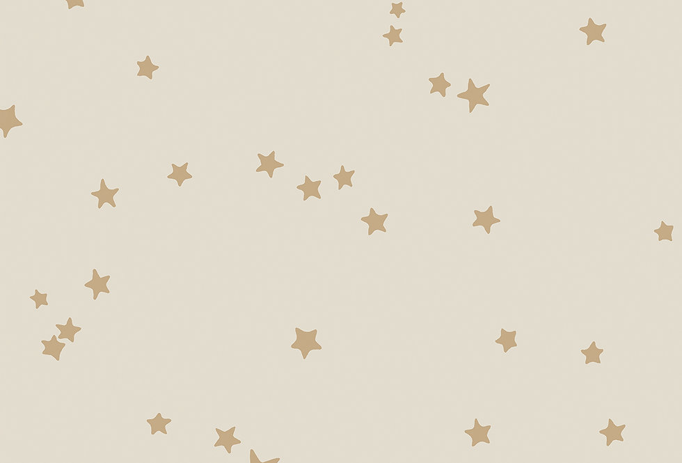 Cole & Son - Whimsical Stars Buff & Gold 103/3014