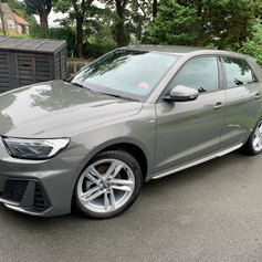 Audi A1 Grey