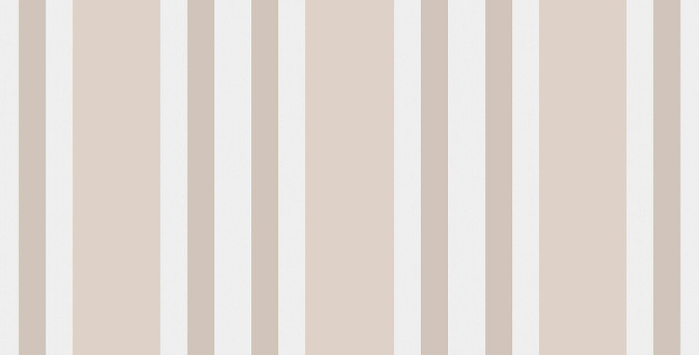 Cole & Son - Marquee Stripes Polo Stripe Soft Pink 110/1004