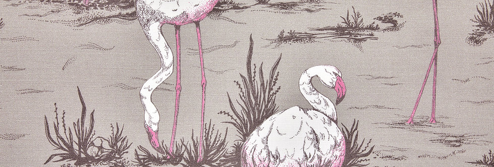 Cole & Son - The Contemp Coll Fabrics Flamingos F111/3011LU