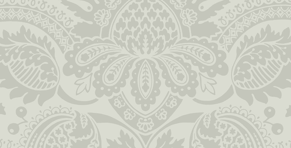Cole & Son - HRP Dukes Damask Old Olive 98/2008
