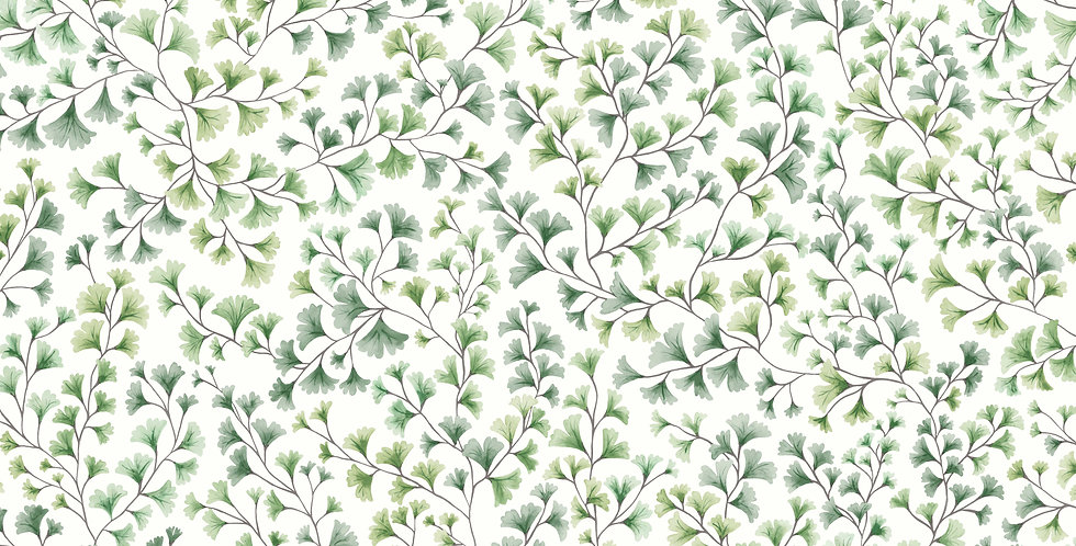 Cole & Son - Botanica Maidenhair Olive 115/6018