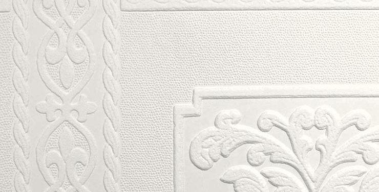 Anaglypta Heritage - Rococo RD06730