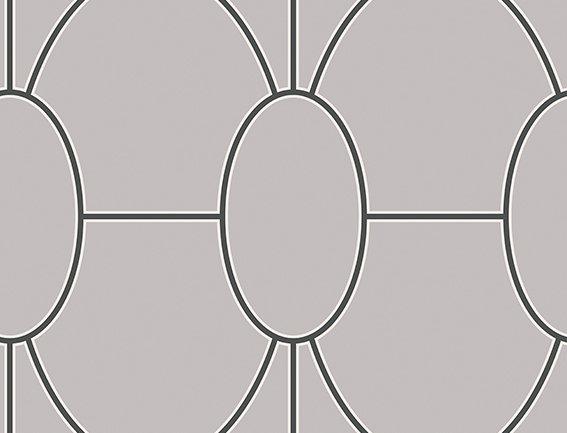 Cole & Son - Geometric II Riviera Grey 105/6027