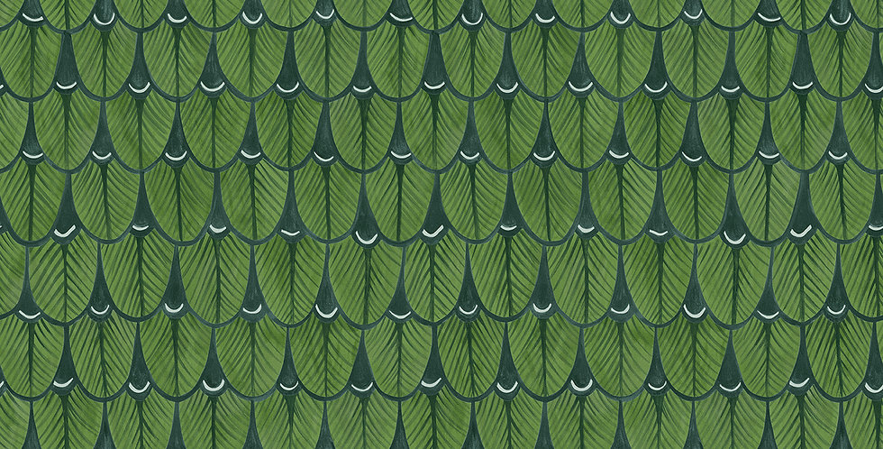 Cole & Son - Ardmore Narina Leaf Green 109/10045