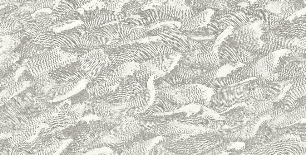 Cole & Son - Whimsical Columbus Black & White 103/13055
