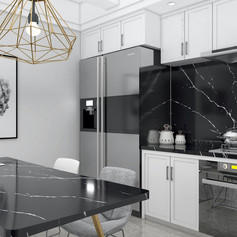 Granite Kitchen Worktops Sheffield