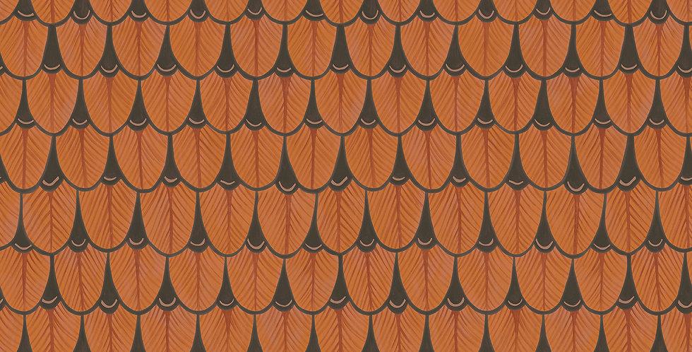 Cole & Son - Ardmore Narina Burnt Orange 109/10050