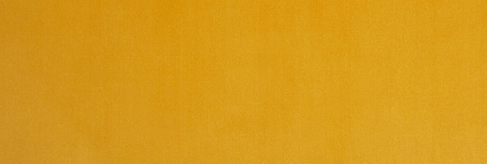 Cole & Son - The Contemp Coll Fabrics Colour Box Velvet Ochre F111/11039