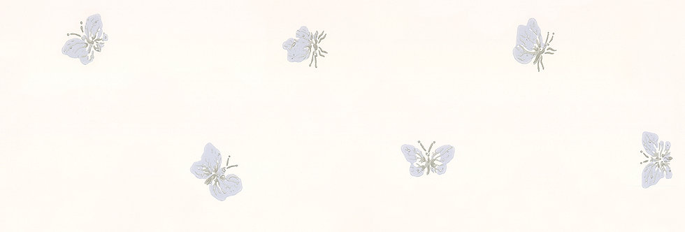 Cole & Son - Whimsical Peaseblossom White & Lilac 103/10033