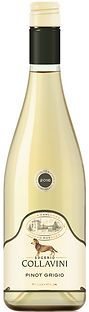 collavini Pinot Grigio - new label from