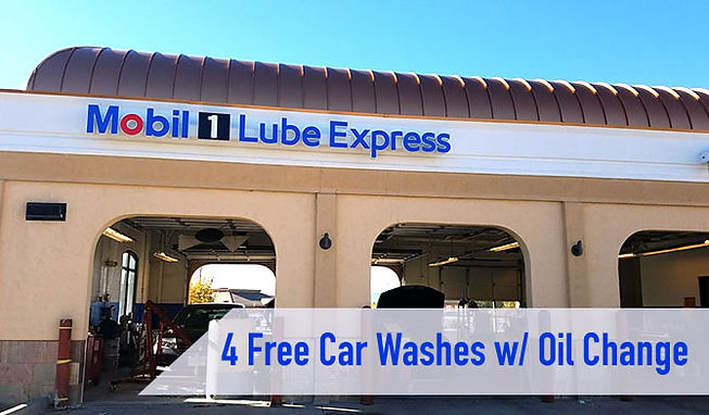 Mobil 1 Lube Express Castle Rock