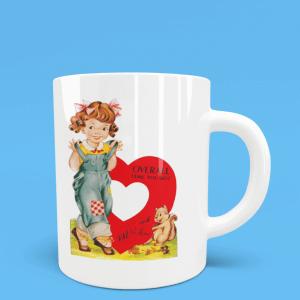 Overall I like you best mug