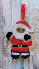 Santa Gingerbread