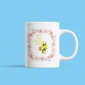 Bee My Honey Bee Mug