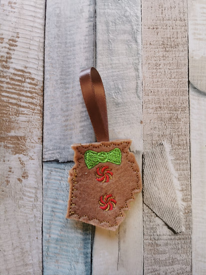Nearly Gone Gingerbread