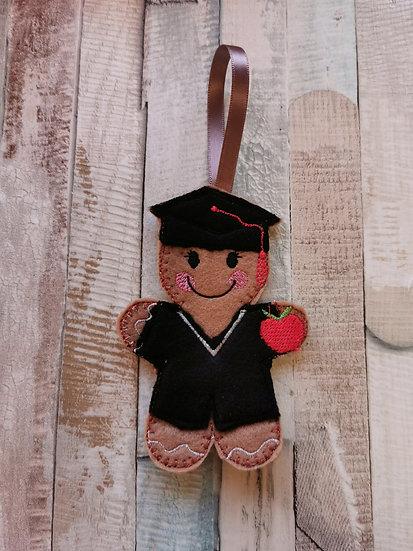 School Teacher Gingerbread