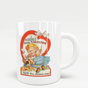 I Needle Little Valentine Mug