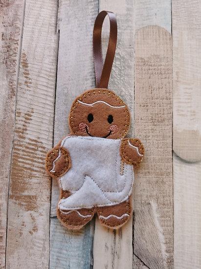 Covid Loo Roll 2020 Gingerbread