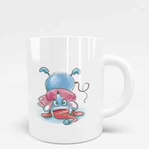Mouse Head Stand Mug