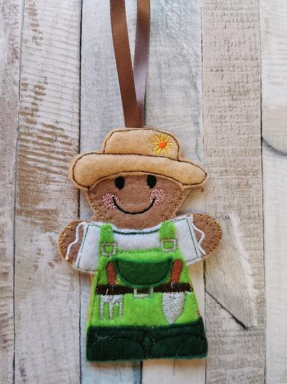Gardener Gingerbread