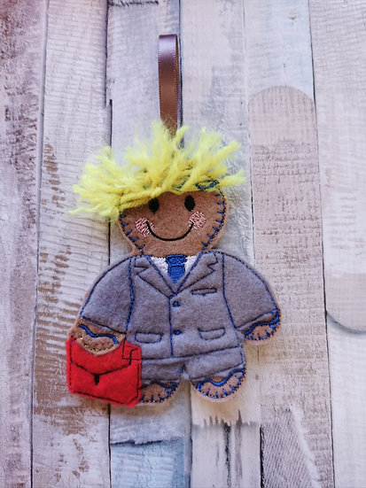 Boris PM Gingerbread