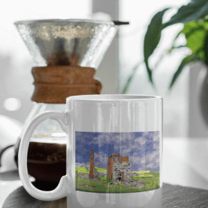 Carn Galver Mine Mug