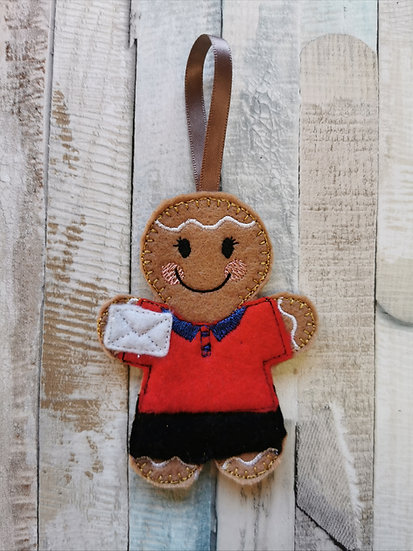 Postie Gingerbread