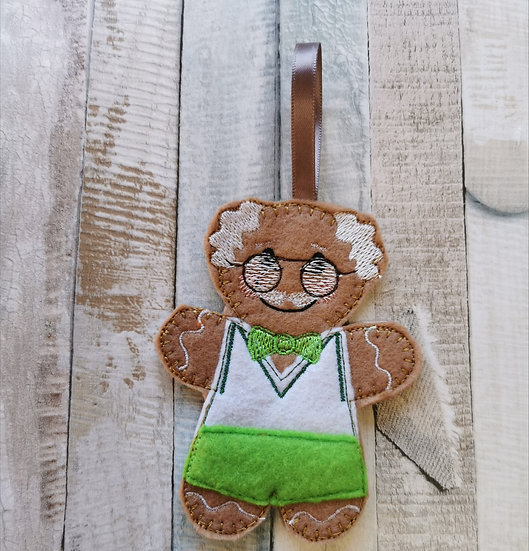 Grandpa Gingerbread
