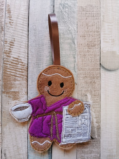 Rest & Relax Gingerbread