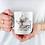 Thumbnail: Dachshund Through The Snow Mug
