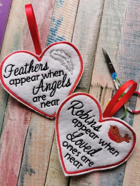 Memorial Hearts