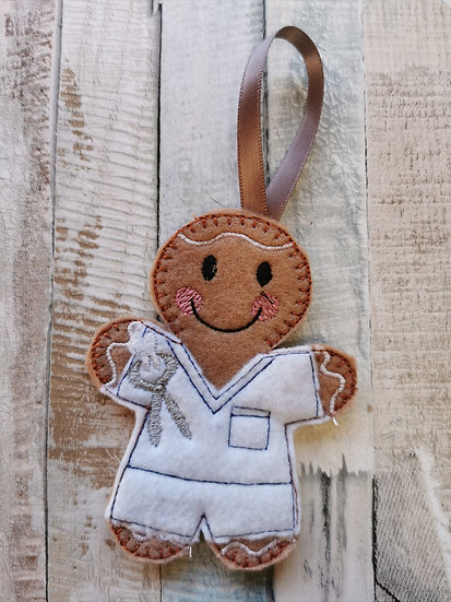 Dentist Gingerbread